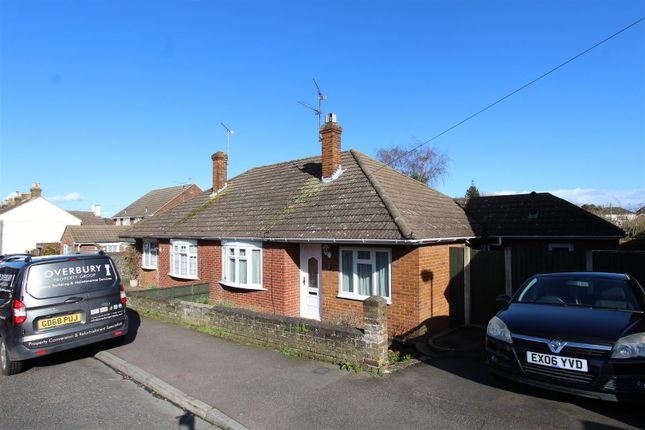 3 bed semi-detached bungalow to rent in Station Road, Newington, Sittingbourne ME9