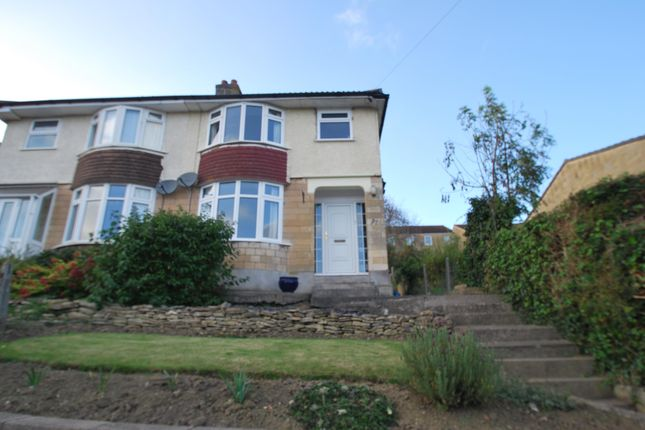 Thumbnail Property to rent in Hill View Road, Larkhall, Bath