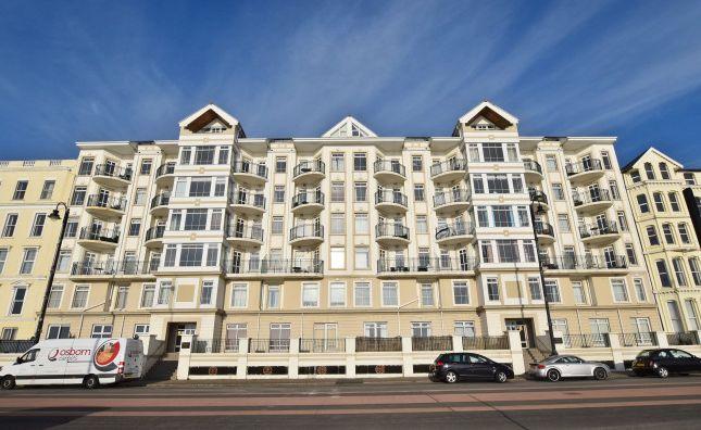 3 bed flat for sale in Queens Apartments, Queens Promenade, Douglas IM2