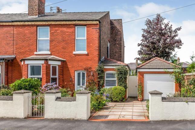 External of Moorgate Avenue, Crosby, Liverpool L23