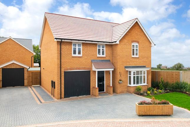 "Thumbnail Detached house for sale in ""Haltwhistle"" at Southern Cross, Wixams, Bedford"