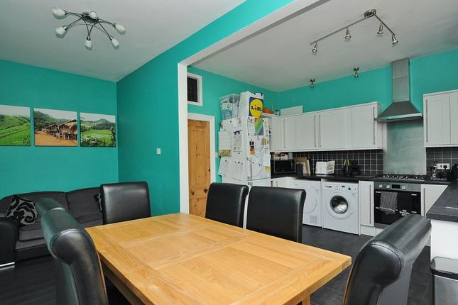 Kitchen/Diner of Edith Avenue, Plymouth PL4