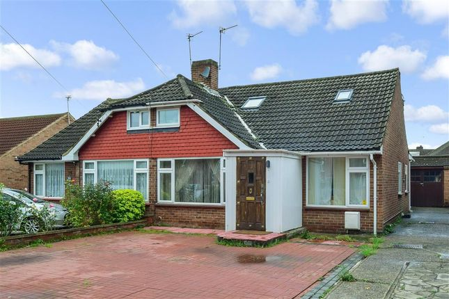 Thumbnail Semi-detached bungalow for sale in Grennell Road, Sutton, Surrey