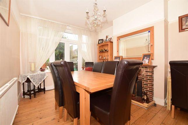 Thumbnail Semi-detached house for sale in Wickham Road, Shirley, Croydon, Surrey