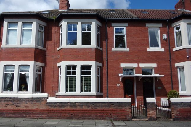 Thumbnail Terraced house for sale in Gibson Street, Newbiggin-By-The-Sea