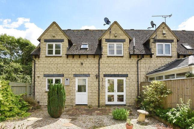 Thumbnail End terrace house for sale in Bradwell Village, Burford
