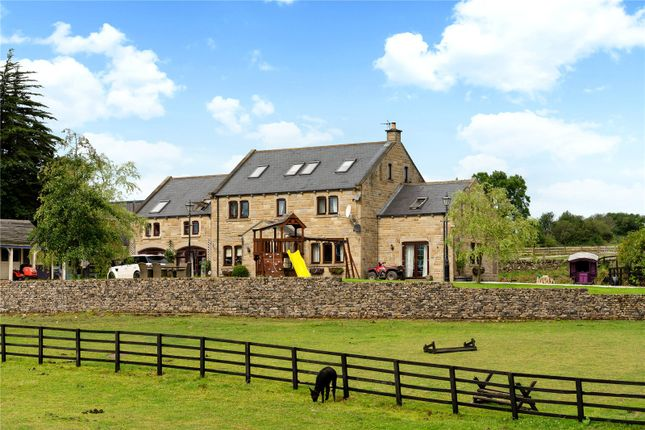 Thumbnail Detached house for sale in Warsill, Harrogate, North Yorkshire