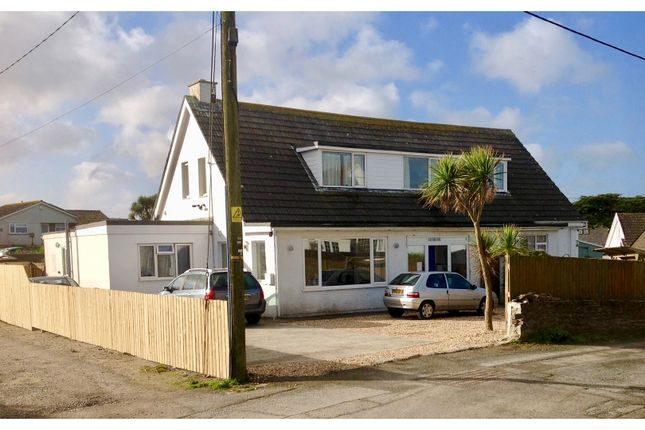 Thumbnail Detached house for sale in Trevarrian, Newquay