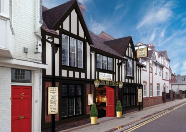 Pub/bar for sale in 39 Winchester Street, Salisbury, Wiltshire