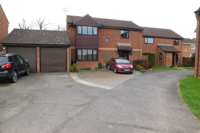 Thumbnail Detached house for sale in Turner Road, Stowmarket