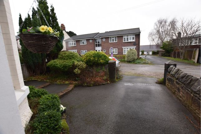 Driveway of North Drive, Heswall, Wirral CH60