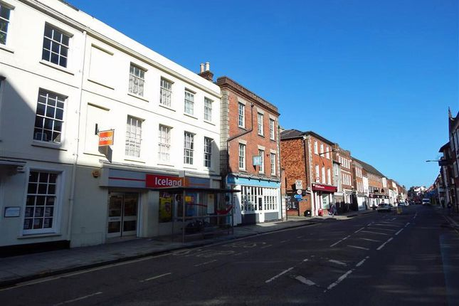 Thumbnail Flat to rent in 33 - 35 Castle Street, Salisbury, Wiltshire