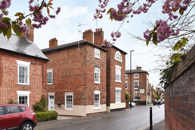 Thumbnail Town house for sale in Church Street, Southwell