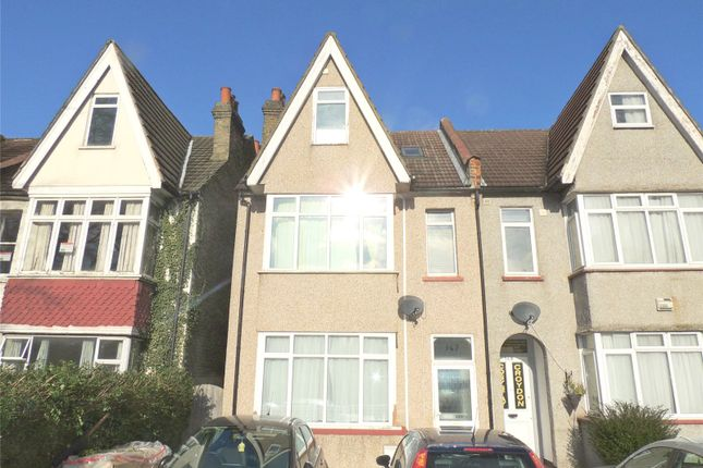 Thumbnail Terraced house for sale in Lower Addiscombe Road, Addiscombe, Croydon