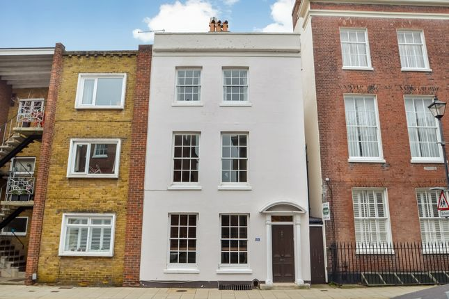 Thumbnail Town house for sale in High Street, Portsmouth