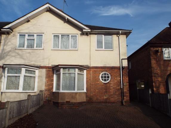 Thumbnail End terrace house for sale in Kings Road, Kingstanding, Birmingham, West Midlands