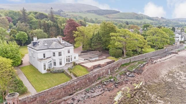 Thumbnail Detached house for sale in Main Road, Fairlie, Largs, North Ayrshire