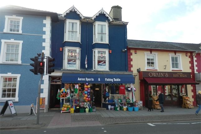 Commercial property for sale in 2 Bridge Street, Aberaeron, Ceredigion