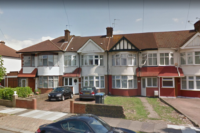 Thumbnail Terraced house to rent in Connaught Gardens, Palmers Green