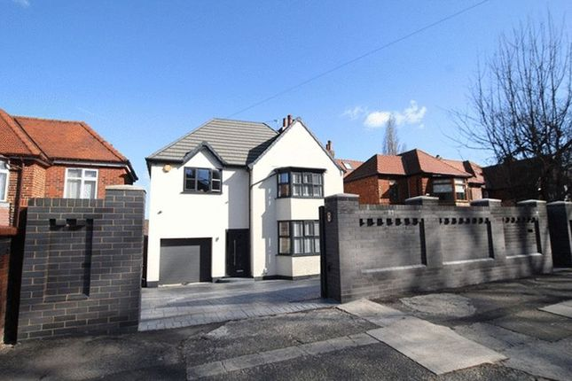 Thumbnail Detached house for sale in Hillside Drive, Woolton, Liverpool