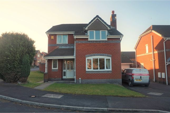 Thumbnail Detached house for sale in Kingsmead, Chorley