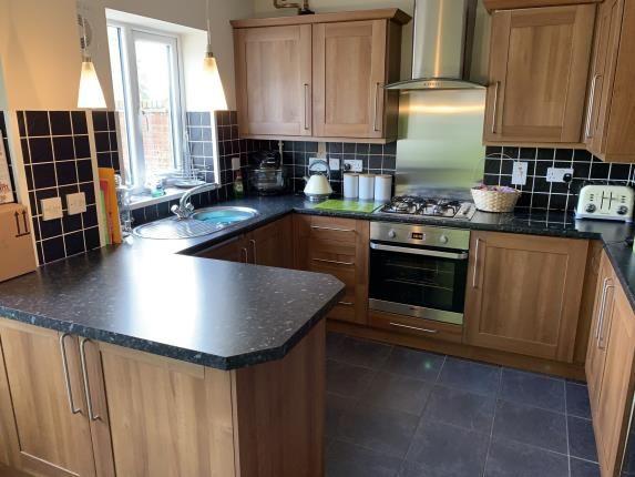 Kitchen of Honeycomb Way, Northfield, Birmingham, West Midlands B31