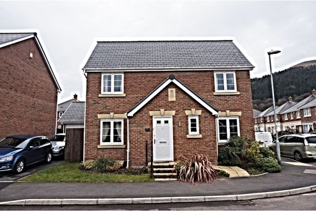 Thumbnail Detached house for sale in Punchbowl View, Abergavenny