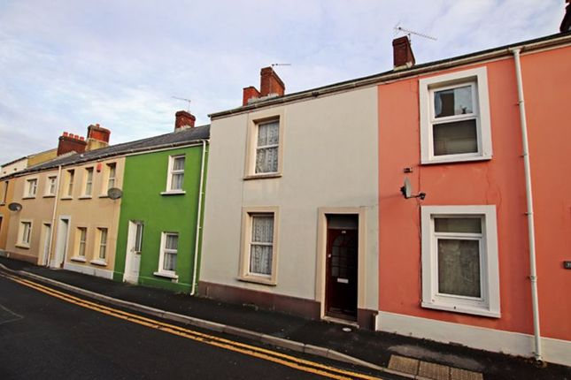 2 bed terraced house for sale in Little Water Street, Carmarthen SA31