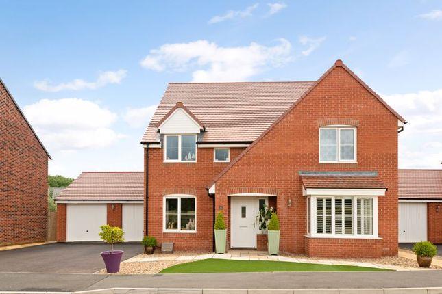 Thumbnail Detached house for sale in Leas Lane, Marcham, Abingdon