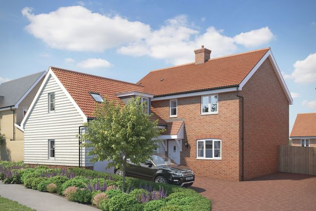 Thumbnail Detached house for sale in The Lulworth At St Michael's Hurst, Barker Close, Bishop'S Stortford, Hertfordshire