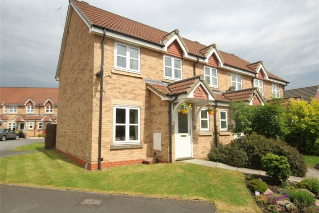 Thumbnail End terrace house for sale in Primula Close, Bold, St Helens