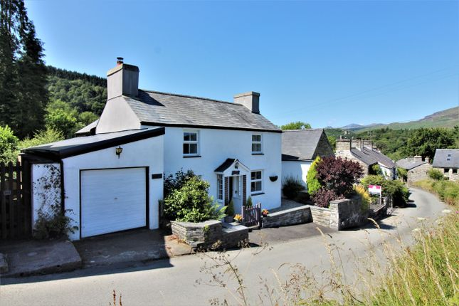 Thumbnail Detached house for sale in High Street, Dolwyddelan