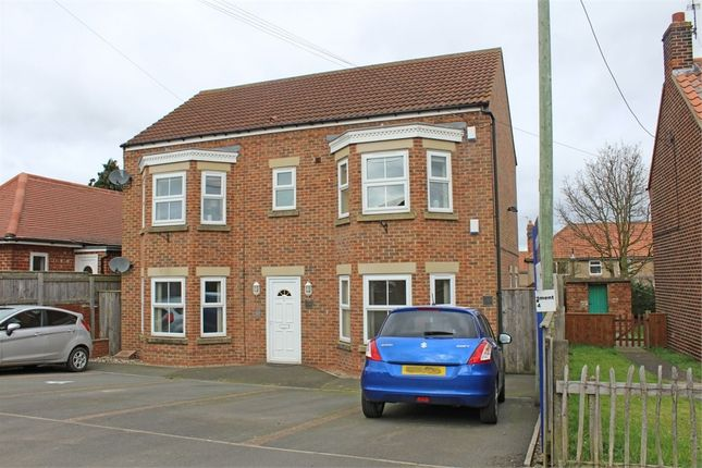 Thumbnail Flat for sale in Addison Road, Great Ayton, Middlesbrough, North Yorkshire