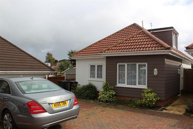 Thumbnail Detached bungalow to rent in Stour Meadow Close, Northbourne, Bournemouth