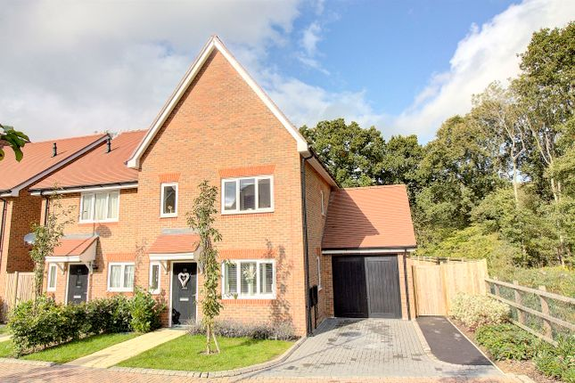 Thumbnail Semi-detached house for sale in Mole Crescent, Faygate, Horsham