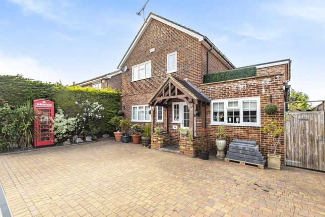 Thumbnail Detached house for sale in Slade Road, Ottershaw
