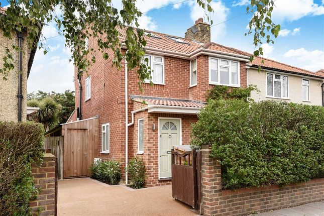 Thumbnail Property for sale in Howsman Road, London
