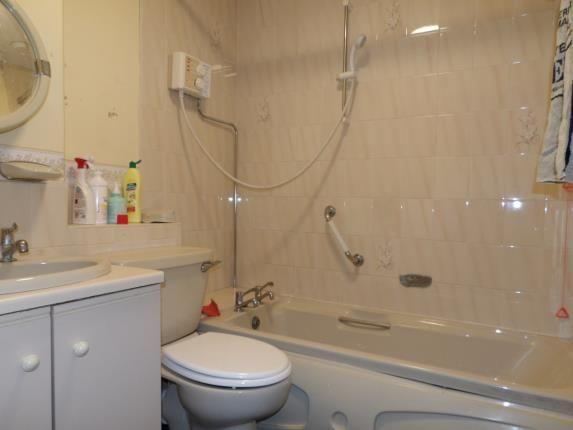 Bathroom of Uxbridge Court, Holyhead Road, Bangor, Gwynedd LL57