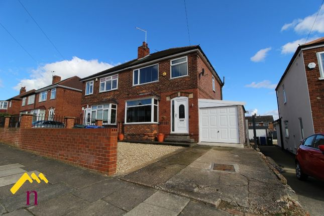 Thumbnail Semi-detached house for sale in Oakhill Road, Wheatley Hills, Doncaster
