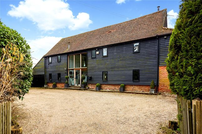 Thumbnail Barn conversion for sale in Cousley Wood, Wadhurst, East Sussex