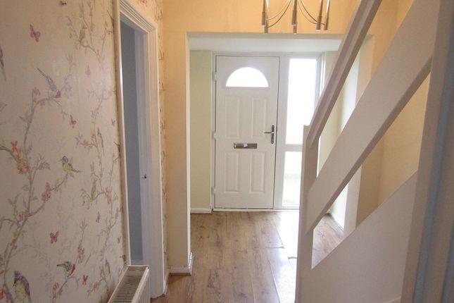 Entrance Hall of Heol Dulais, Birchgrove, Swansea, City And County Of Swansea. SA7