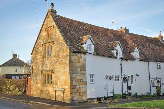 Thumbnail Terraced house for sale in School Street, Honeybourne, Evesham