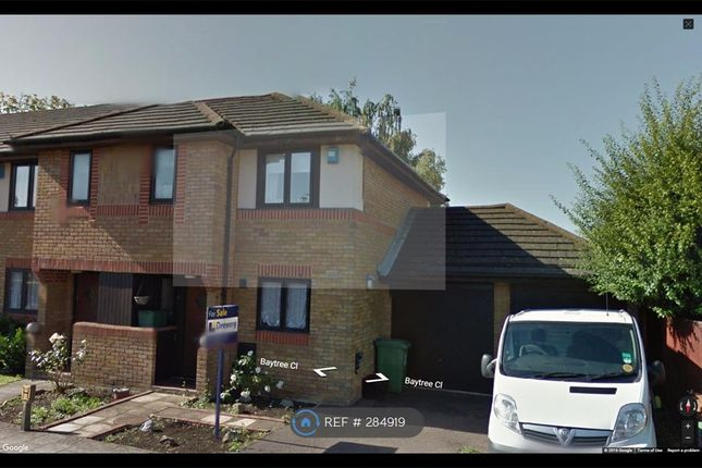 Thumbnail Semi-detached house to rent in Baytree Close, Sidcup