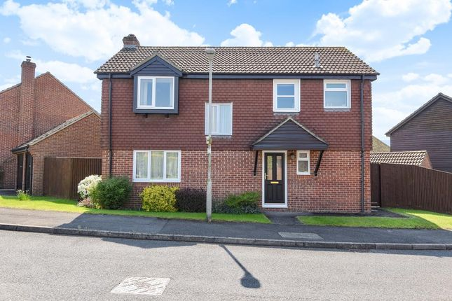 Thumbnail Detached house for sale in Chosley Road, Thatcham