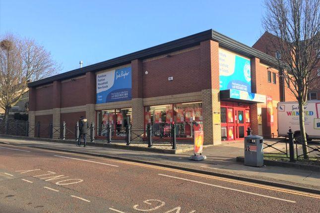 Thumbnail Retail premises for sale in King Street, Blackburn