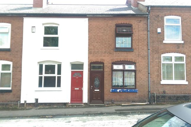 Thumbnail Terraced house to rent in Croft Street, Walsall, West Midlands