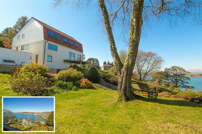 Thumbnail Detached house for sale in Villa Road, Oban