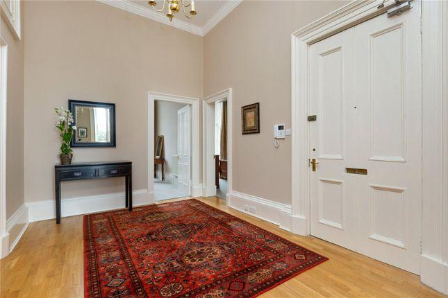 Hallway of 13.2 Great Stuart Street, New Town, Edinburgh EH3
