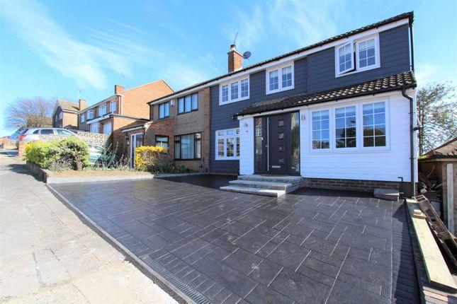 Thumbnail Semi-detached house for sale in Pepper Hill, Northfleet, Gravesend