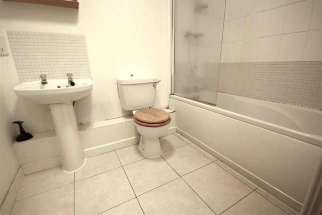 Bathroom of Nursery Street, Sheffield S3